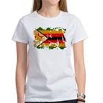 Zimbabwe Flag Women's T-Shirt