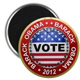 Vote Barack Obama for president 2.25&quot; Magnet (100