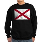 Alabama Flag Sweatshirt (dark)