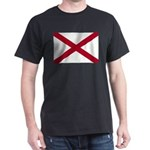 Alabama Flag Dark T-Shirt