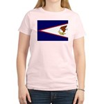 American Samoa Flag Women's Light T-Shirt