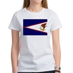 American Samoa Flag Women's T-Shirt