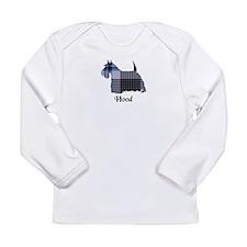 Terrier - Hood Long Sleeve Infant T-Shirt