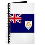 Anguilla Flag Journal
