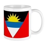 Antigua and Barbuda Flag Mug
