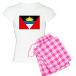 Antigua and Barbuda Flag Women's Light Pajamas