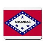 Arkansas Flag Mousepad
