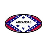 Arkansas Flag Patches