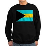Bahamas Flag Sweatshirt (dark)