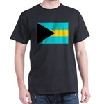 Bahamas Flag Dark T-Shirt
