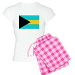 Bahamas Flag Women's Light Pajamas