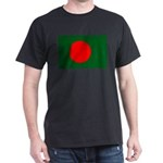 Bangladesh Flag Dark T-Shirt