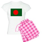 Bangladesh Flag Women's Light Pajamas
