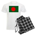 Bangladesh Flag Men's Light Pajamas