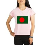 Bangladesh Flag Performance Dry T-Shirt