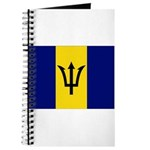 Barbados Flag Journal