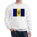 Barbados Flag Sweatshirt