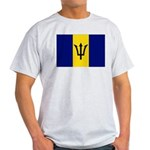 Barbados Flag Light T-Shirt