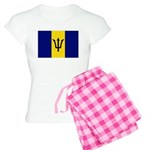 Barbados Flag Women's Light Pajamas