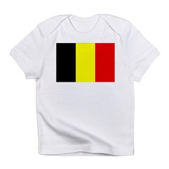 Belgium Flag Infant T-Shirt