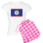 Belize Flag Women's Light Pajamas