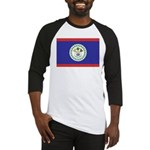 Belize Flag Baseball Jersey