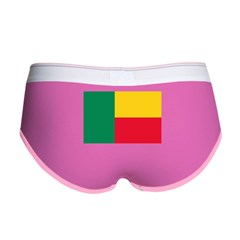 Benin Flag Women's Boy Brief