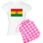 Bolivia Flag Women's Light Pajamas