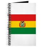 Bolivia Flag Journal