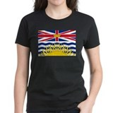 British Columbia Flag Tee