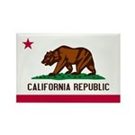 California Flag Rectangle Magnet (100 pack)