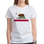 California Flag Women's T-Shirt
