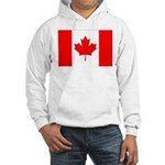 Canada Flag Hooded Sweatshirt