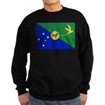 Christmas Island Flag Sweatshirt (dark)