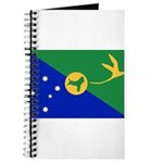 Christmas Island Flag Journal