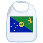 Christmas Island Flag Bib
