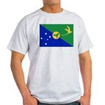 Christmas Island Flag Light T-Shirt