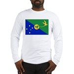 Christmas Island Flag Long Sleeve T-Shirt