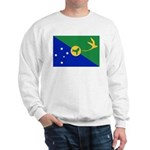 Christmas Island Flag Sweatshirt