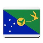 Christmas Island Flag Mousepad