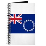 Cook Islands Flag Journal