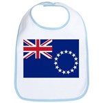 Cook Islands Flag Bib