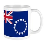 Cook Islands Flag Mug
