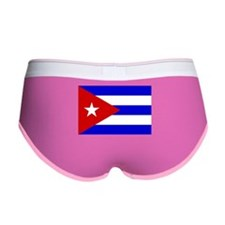 Cuba Flag Women's Boy Brief