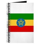 Ethiopia Flag Journal