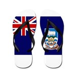 Falkland Islands Flag Flip Flops