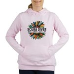 Falkland Islands Flag Women's Raglan Hoodie