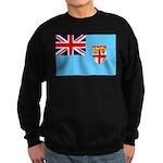 Fiji Flag Sweatshirt (dark)