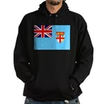 Fiji Flag Hoodie (dark)
