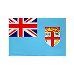 Fiji Flag Rectangle Magnet (100 pack)